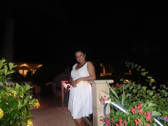 Mayan Princess Beach & Dive Resort: mi madre