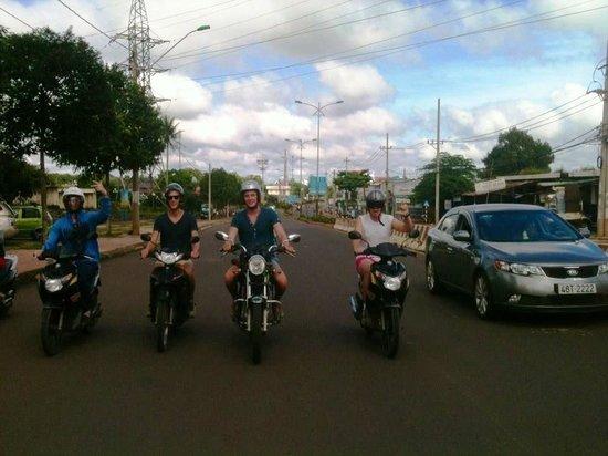Original Easy Rider Vietnam: Dalat - Nha Trang with 4 guys