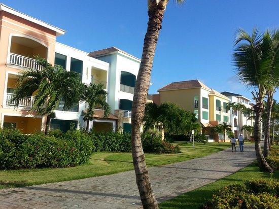 Ocean Blue & Sand : Villa