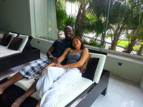 ME Cancun : Lobby Again
