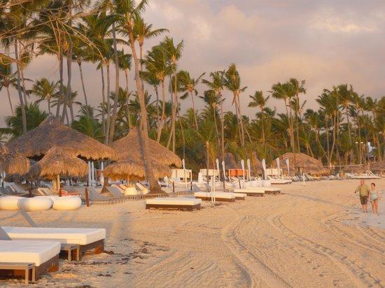 Paradisus Punta Cana: beautiful morning