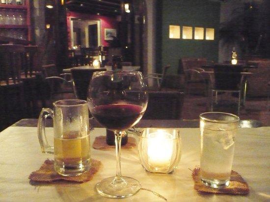 Ola Verde : Drinks