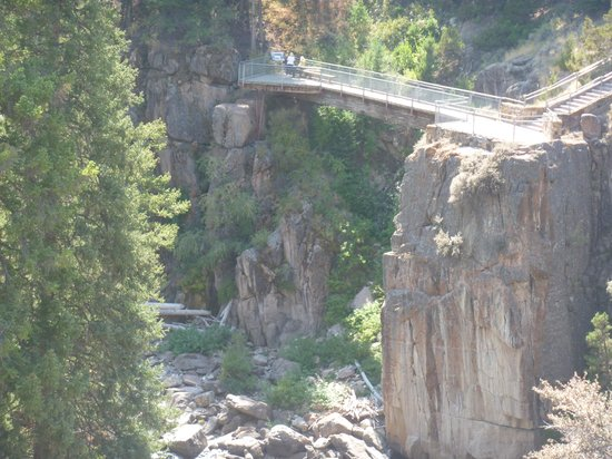 Buffalo Bill National Scenic Byway: stopping point