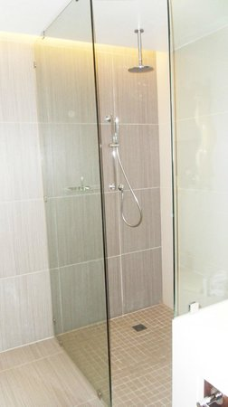 Southern Sun Hyde Park Sandton: Shower