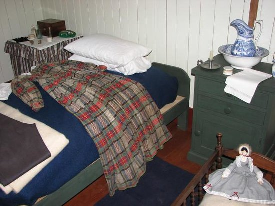 Fort Langley National Historic Site: Settler accommodations