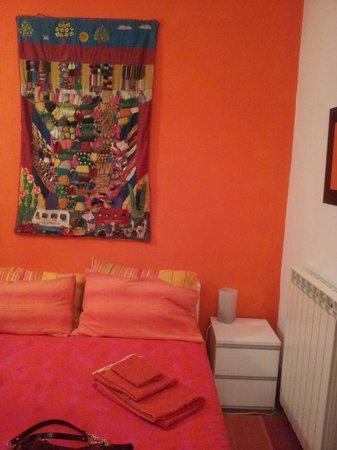 Tre Rose: Lindisima y confortable habitacion