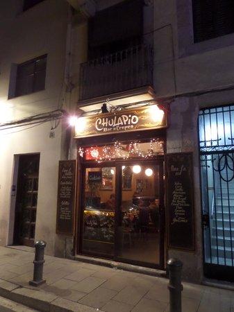 Chulapio Bar a Crepes: Chulapio Crepes - Fantastic!