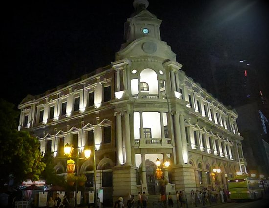 Post Office at Senado Square