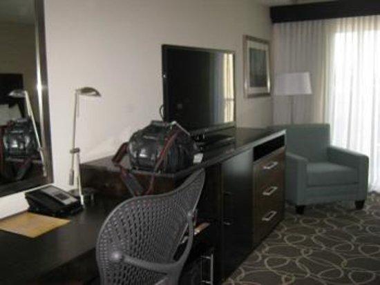 Hilton Garden Inn Los Angeles Marina Del Rey: Bureau