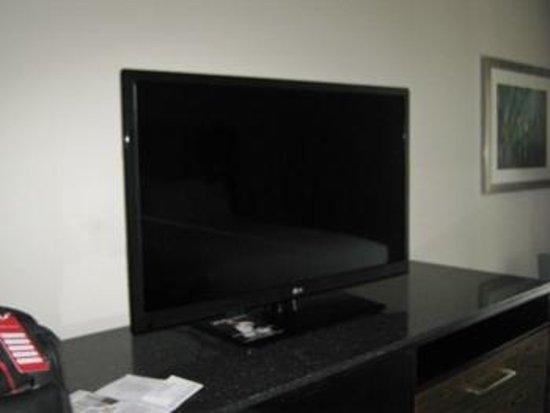 Hilton Garden Inn Los Angeles Marina Del Rey: Room TV