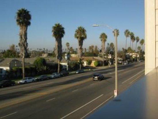 Hilton Garden Inn Los Angeles Marina Del Rey: From Balcony