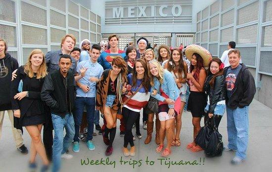 ITH Zoo Hostel San Diego: Weekly Trips To Tijuana, Mexico!