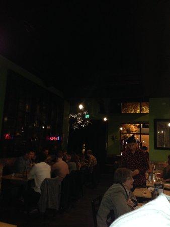 Fogon Cocina Mexicana: Dining area