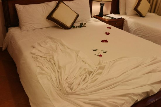 Holiday Diamond Hotel : sweet