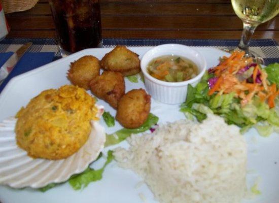 Le Taitu: excellent lunch