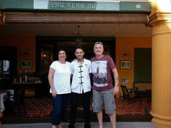 Yeng Keng Hotel : Welcome to Yeng Keng!