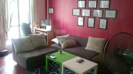 Sayang Selalu Guest House: Common area