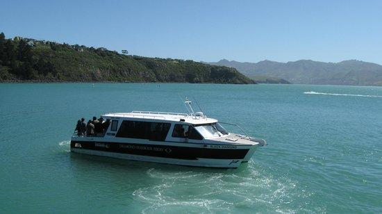 Diamond Harbour: The Ferry to Lyttelton