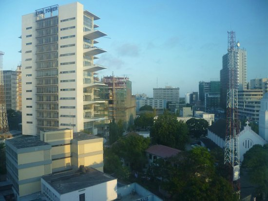 Holiday Inn Dar Es Salaam City Centre : View from Room