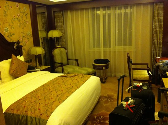 Royal Phoenix Beijing: Room