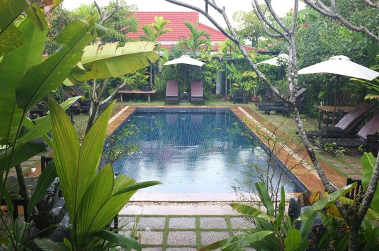 The Moon Boutique Hotel : Moon Boutique Swimming Pool