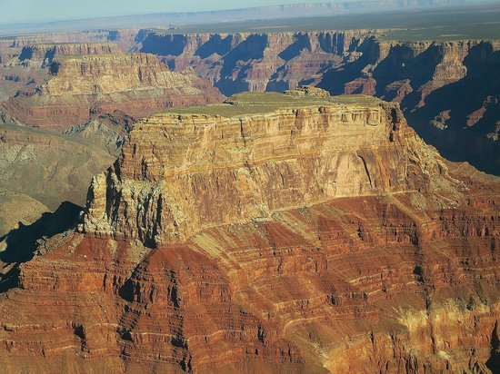 Papillon Grand Canyon Helicopters: over the canyon