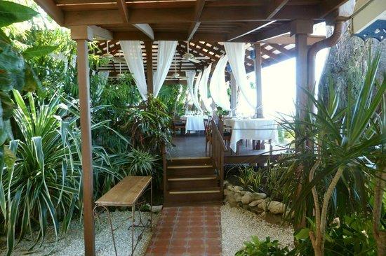 "The Tides: ""Interior"" of restaurant"