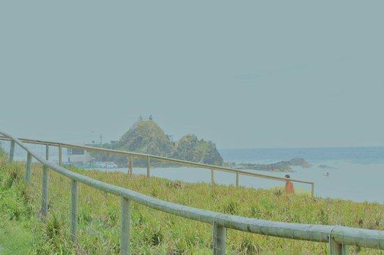Sanctuary Beach Resort: Elephant Rock / Surf Club