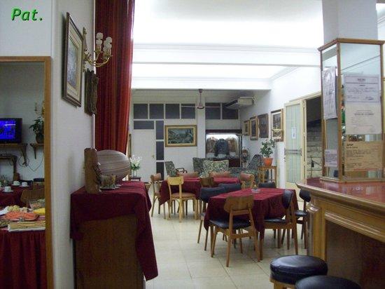 Grand Hotel Balbi: desayuno buffet