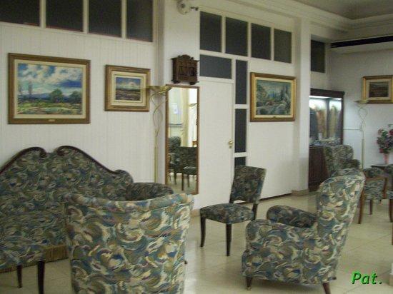 Grand Hotel Balbi: sector del lobby