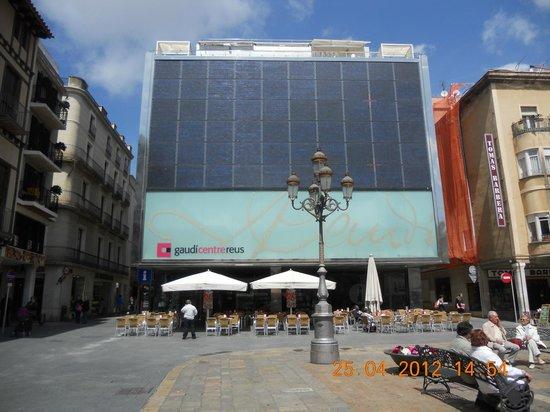 Gaudí Centre Reus: центр Гауди в Реусе