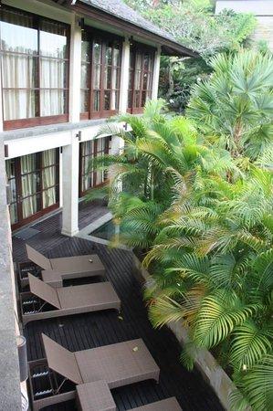 Gending Kedis Villas & Spa Estate: view