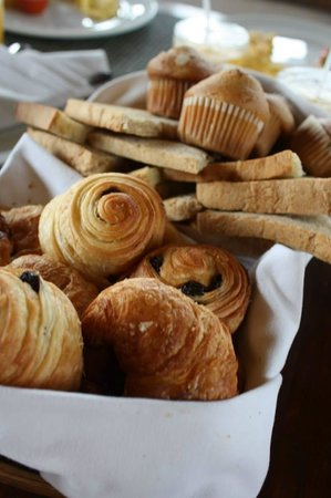 Gending Kedis Villas & Spa Estate: American Breakfast