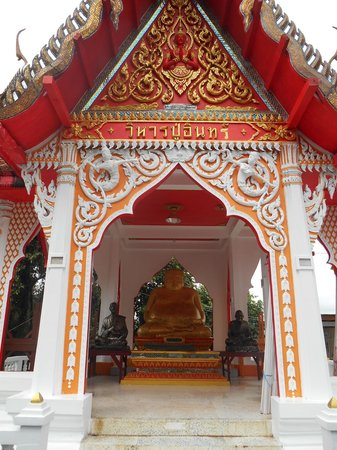 Wat khao Boht