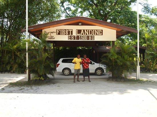 First Landing Beach Resort & Villas: Adventure Guides!