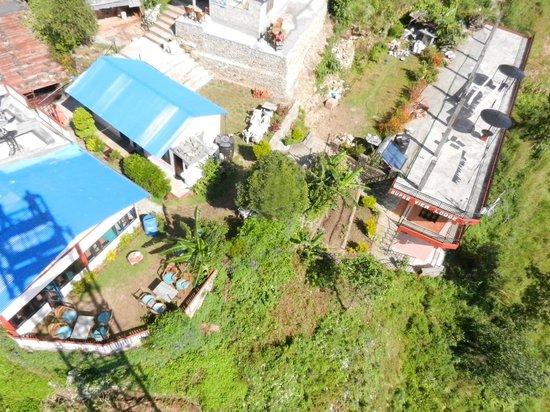 Super View Lodge and Restaurant : Garden