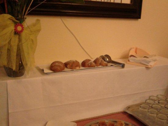 Hotel Verona: colazione