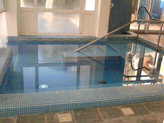 Hotel Verona: idromassaggio