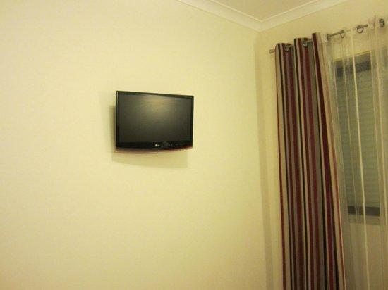 Residencial O Paradouro : tv