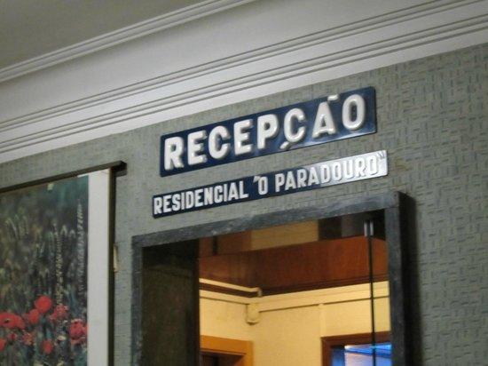 Residencial O Paradouro : entrance
