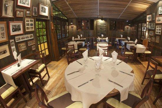 Restaurant Sakamanga : Salle