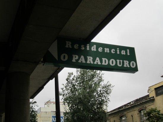Residencial O Paradouro: entrance