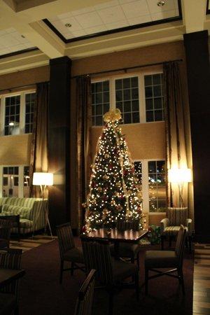 Hampton Inn & Suites Yonkers : Lobby