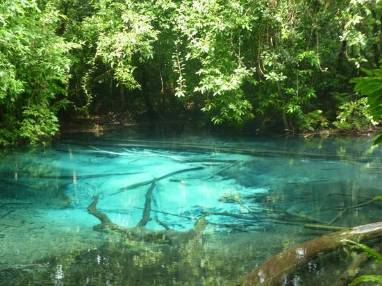 Krabitrek Day Tours: Blue Pool