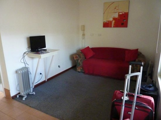 Station House : Lounge area