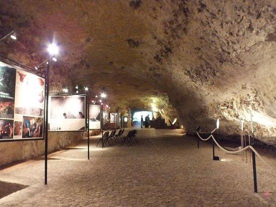 """Grotte de Rouffignac: """" la salle d'attente """""""
