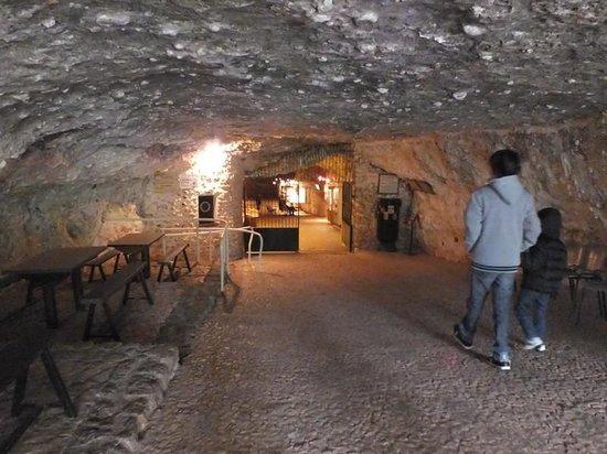 Grotte de Rouffignac: l'entrée