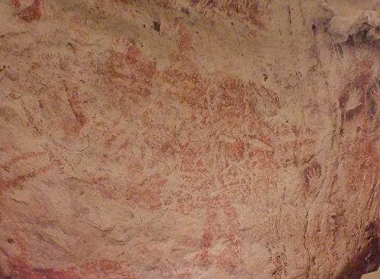 Grotte de Rouffignac: fresque