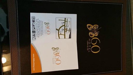 M Hotels: Room key Card