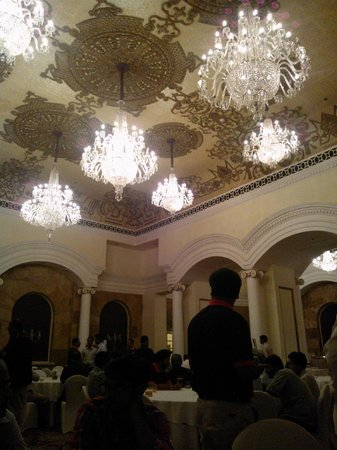 ITC Windsor, Bengaluru: Dining Hall